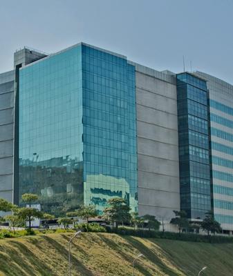 Intellion Square Corporate Office Mumbai