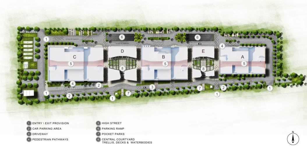 Intellion Edge Office Space Floor Plans